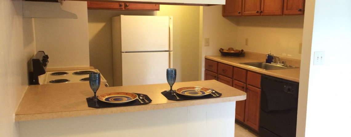 Now leasing spacious 2 bedroom apartments!